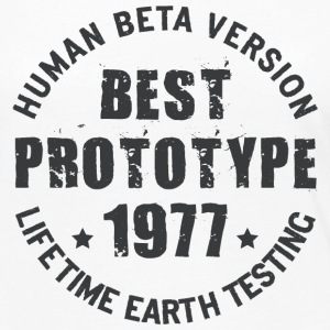 1977 - The year of birth of legendary prototypes