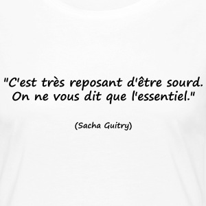 proverbe Sacha Guitry