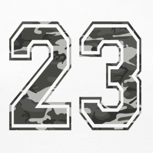 Payer Camouflage Paintball 23 Bundeswehr - T-shirt manches longues Premium Femme