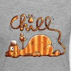 Chill Chat - T-shirt manches longues Premium Femme