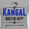 My Kangal makes me happy - Women's Premium Longsleeve Shirt