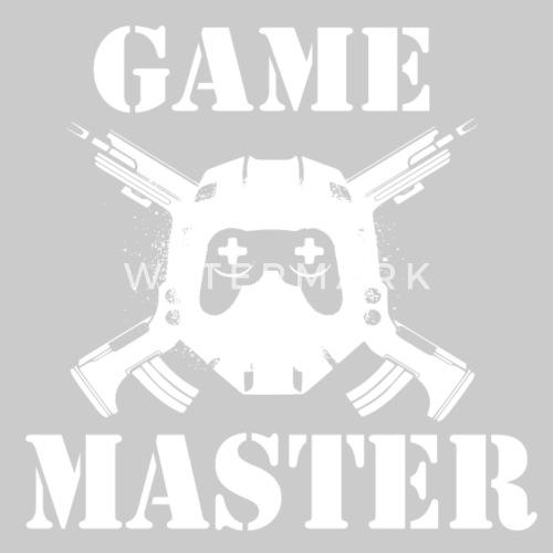 Spil Master Gamer Passion Premium langærmet T Shirt dame