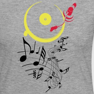 music - Women's Premium Longsleeve Shirt