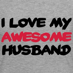 I love my awesome husband