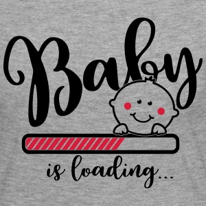 Baby is loading - pregnancy - MOM - birth