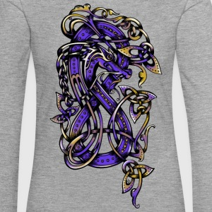 Purple Dragon - Women's Premium Longsleeve Shirt