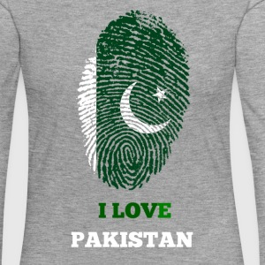 I LOVE PAKISTAN - Women's Premium Longsleeve Shirt