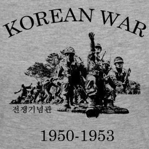 Korean War 1950-1953 - Women's Premium Longsleeve Shirt