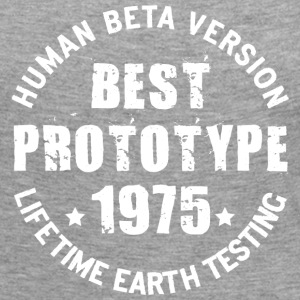 1975 - The year of birth of legendary prototypes