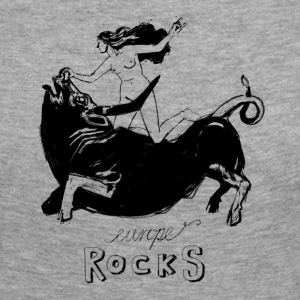 Europe Rocks - Frauen Premium Langarmshirt
