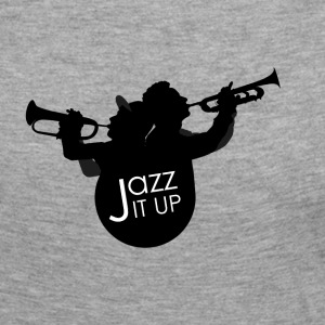 Jazz It Up - Vrouwen Premium shirt met lange mouwen