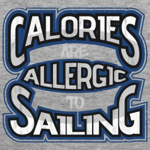 Calories are allergic to sails 2 - Women's Premium Longsleeve Shirt
