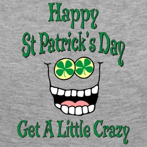 Funny Happy St Patrick's Day - Women's Premium Longsleeve Shirt