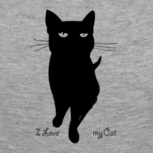 i_love_my_cat - Women's Premium Longsleeve Shirt