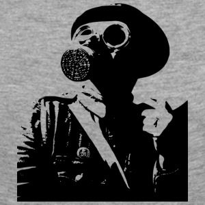 gas-mask - Women's Premium Longsleeve Shirt