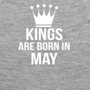 kings are born in may - Women's Premium Longsleeve Shirt