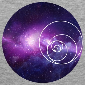 Galaxy Circle - Women's Premium Longsleeve Shirt