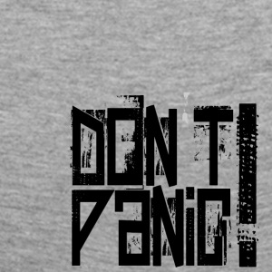 do not panic - Women's Premium Longsleeve Shirt