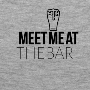 Meet me at the bar - Frauen Premium Langarmshirt