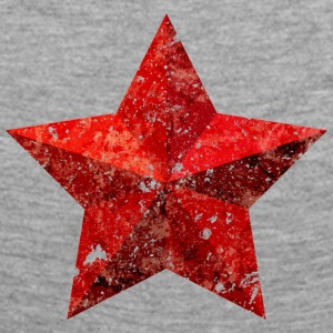 Red Star Red Star Christmas grunge flag - Women's Premium Longsleeve Shirt