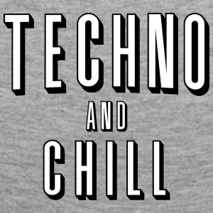 Techno and chill - Women's Premium Longsleeve Shirt