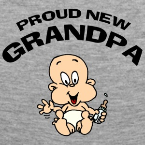 Proud New Grandpa CUSTOMIZE ADD DATE YEAR - Women's Premium Longsleeve Shirt