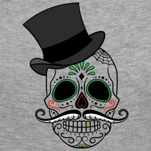 Day of the dead - Långärmad premium-T-shirt dam