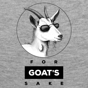 For Goat's Sake - T-shirt manches longues Premium Femme