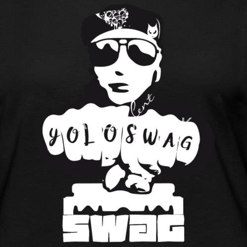 Swag Tattoo Cool Symbol Gang Street Fun Skull Yolo By Creation Lilly