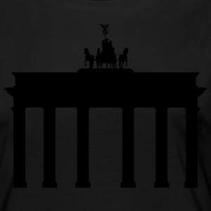 Berlin Brandenburg Gate - Women's Premium Longsleeve Shirt