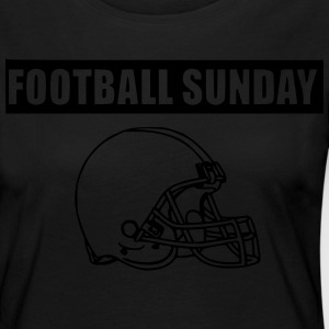 FOOTBALL SUNDAY - Frauen Premium Langarmshirt