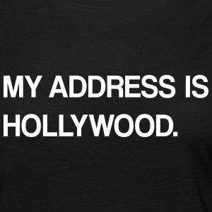 Hollywood design - Women's Premium Longsleeve Shirt