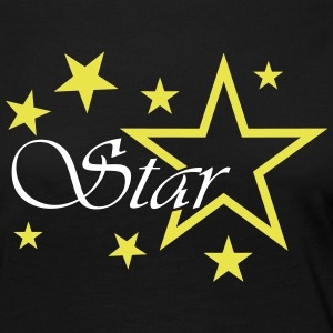 women t shirt star - Women's Premium Longsleeve Shirt