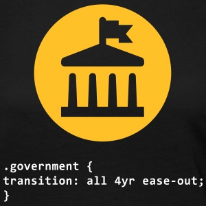 CSS Pun: Government - Women's Premium Longsleeve Shirt