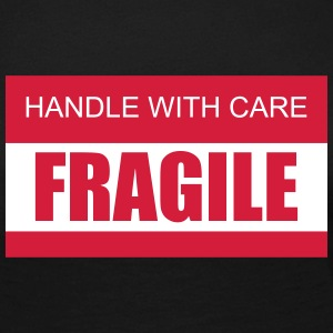 FRAGILE Handle with care 2c - Women's Premium Longsleeve Shirt