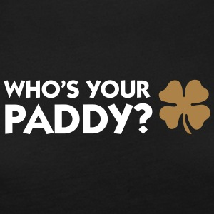 Who's Your Paddy? - Women's Premium Longsleeve Shirt