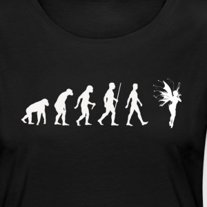 Evolution Fee - Frauen Premium Langarmshirt