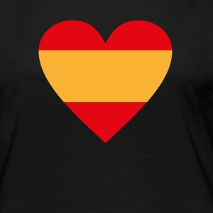 Spain - Women's Premium Longsleeve Shirt