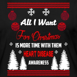 Heart Disease Awareness! All I Want For Christmas!
