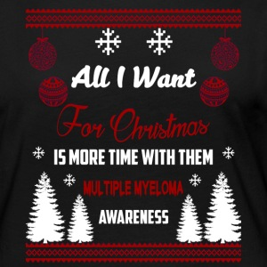 Multiple Myeloma Awareness All I Want For Chrismas