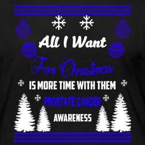Prostate Cancer Awareness All I Want For Christmas