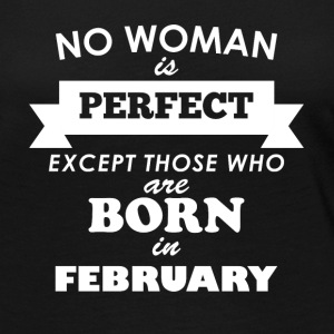 Woman February Birthday