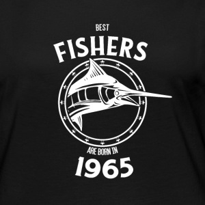 Present for fishers born in 1965