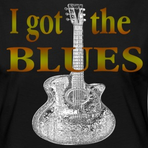 I got the BLUES - Women's Premium Longsleeve Shirt