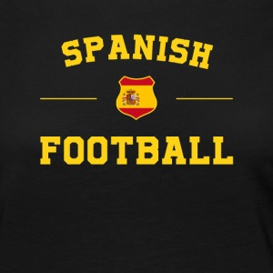 Spanish Football Shirt - Spanish Soccer Jersey - Women's Premium Longsleeve Shirt