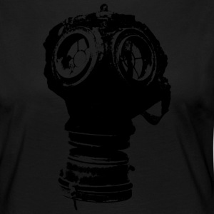 gas-mask2 - Women's Premium Longsleeve Shirt