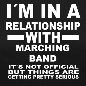 Relationship with MARCHING BAND - Women's Premium Longsleeve Shirt
