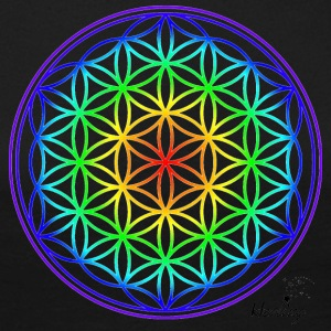 Flower of life full colors - Women's Premium Longsleeve Shirt