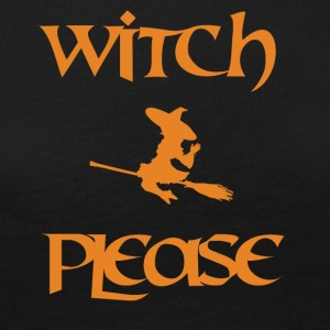 Witch please - Women's Premium Longsleeve Shirt