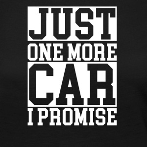just one more car - Women's Premium Longsleeve Shirt